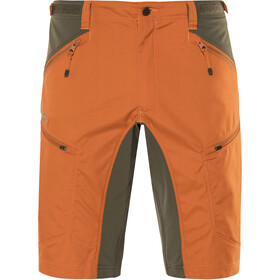 Lundhags Makke Shorts Men Bronze/Tea Green